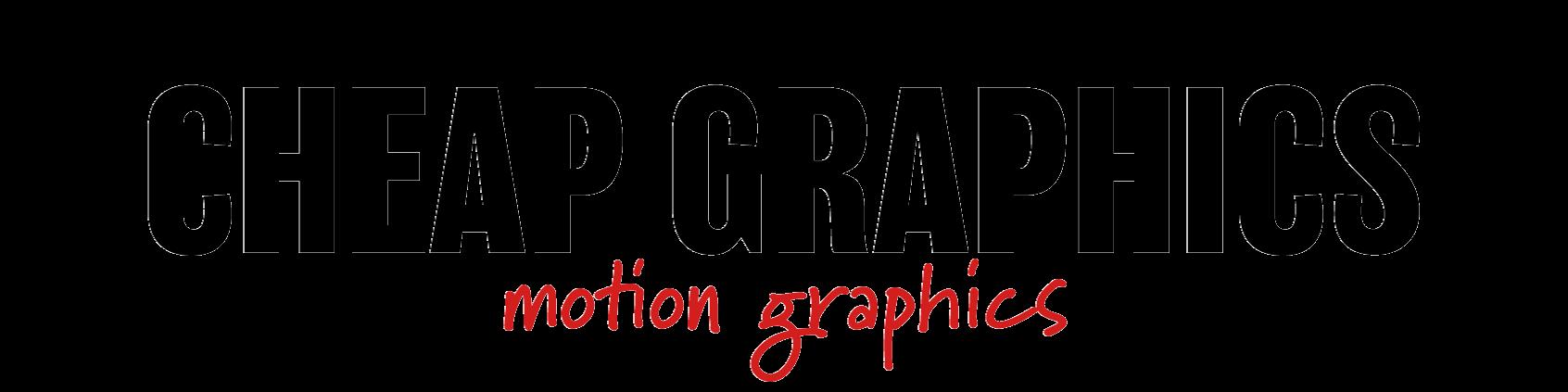 Cheap Graphics